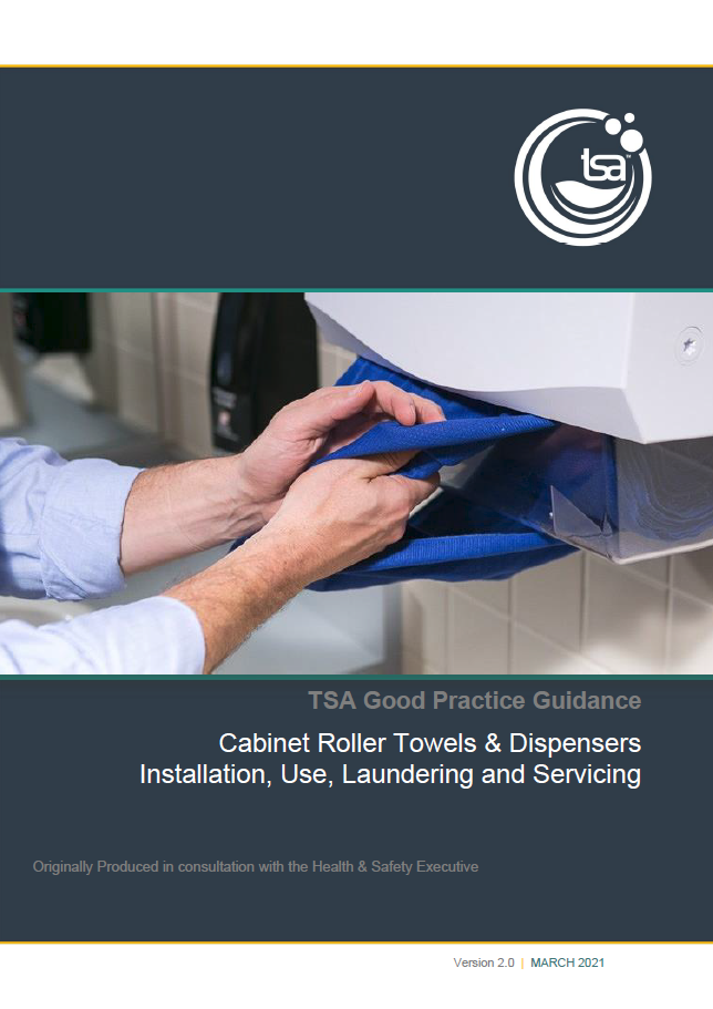 Cabinet Roller Towel Good Practice Guidance