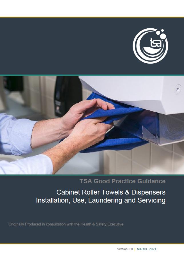 Cabinet Roller Towel Good Practice Guidance