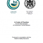 CTW Code of Practice (currently being updated)