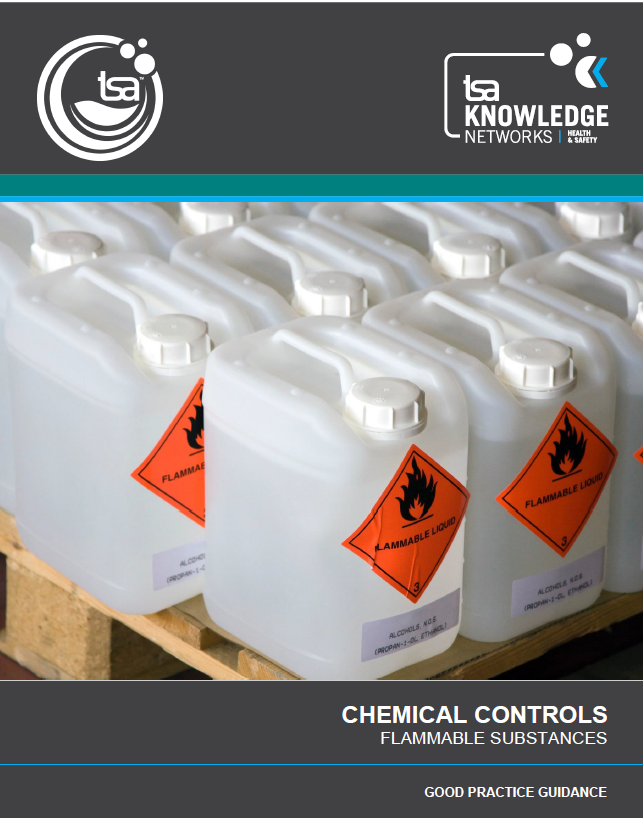 Fire Safety: Chemical Controls Flammable substances
