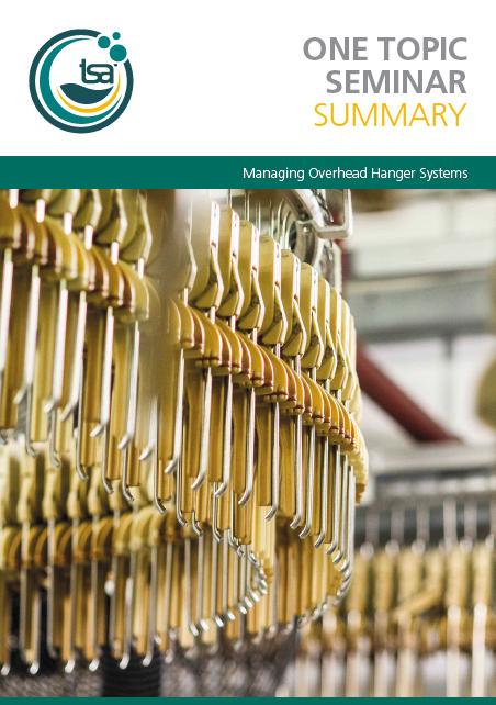 Managing Overhead Hangers - One Topic Webinar Summary