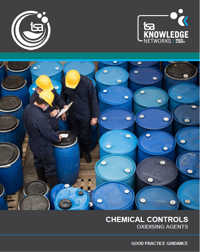 Fire Safety: Oxidising Agents - Chemcial Controls