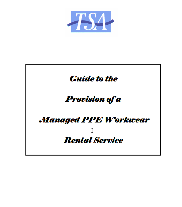 Guide for Managed Workwear Rental