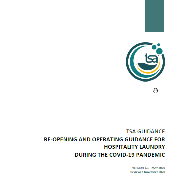 TSA Reopening and Operating Guidance During COVID-19 - Version 1.1