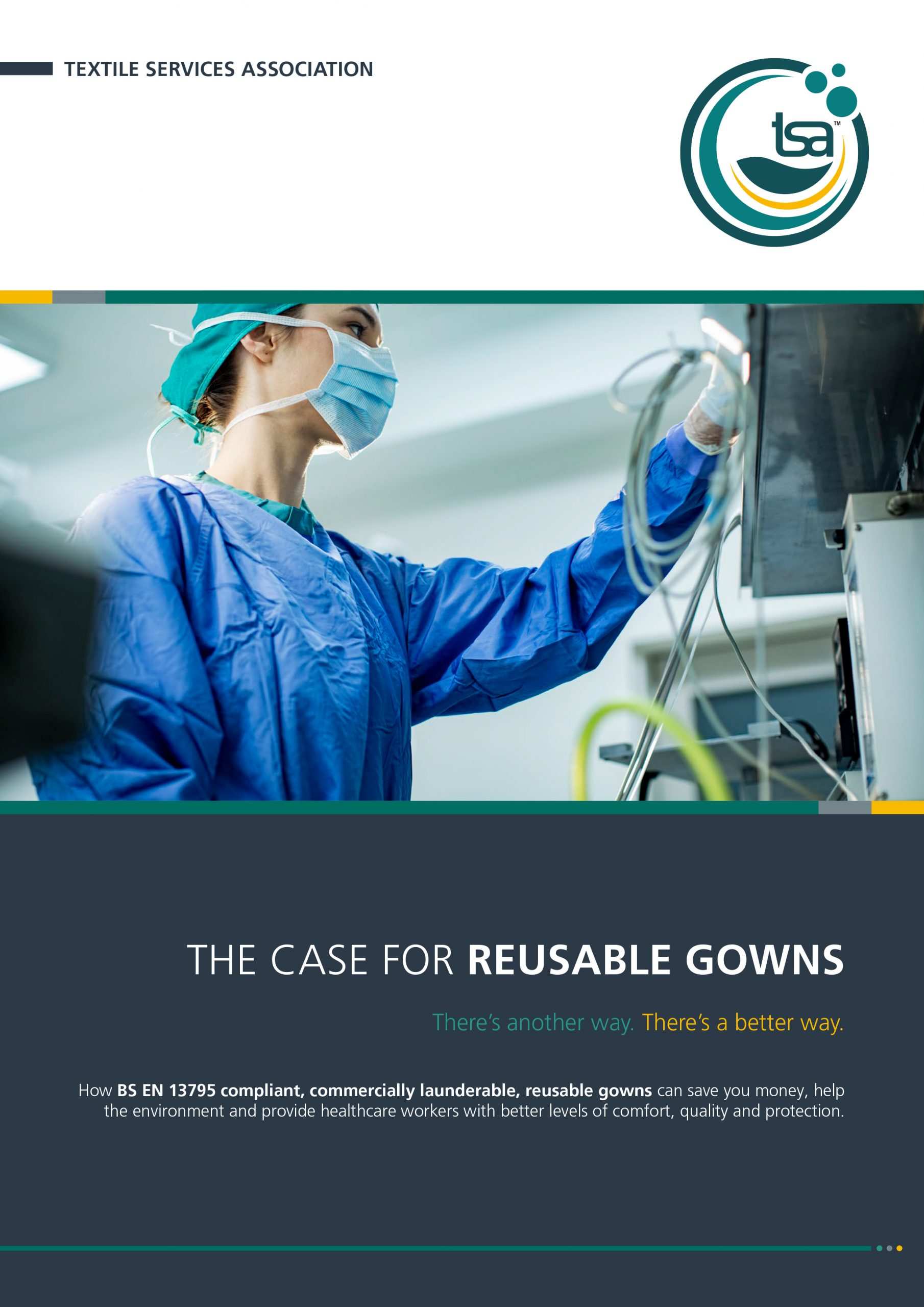 The Case for Reusable Isolation Gowns