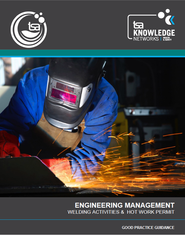 Fire Safety: Welding and Hotwork Permit
